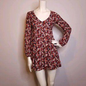 Hollister flower dress
